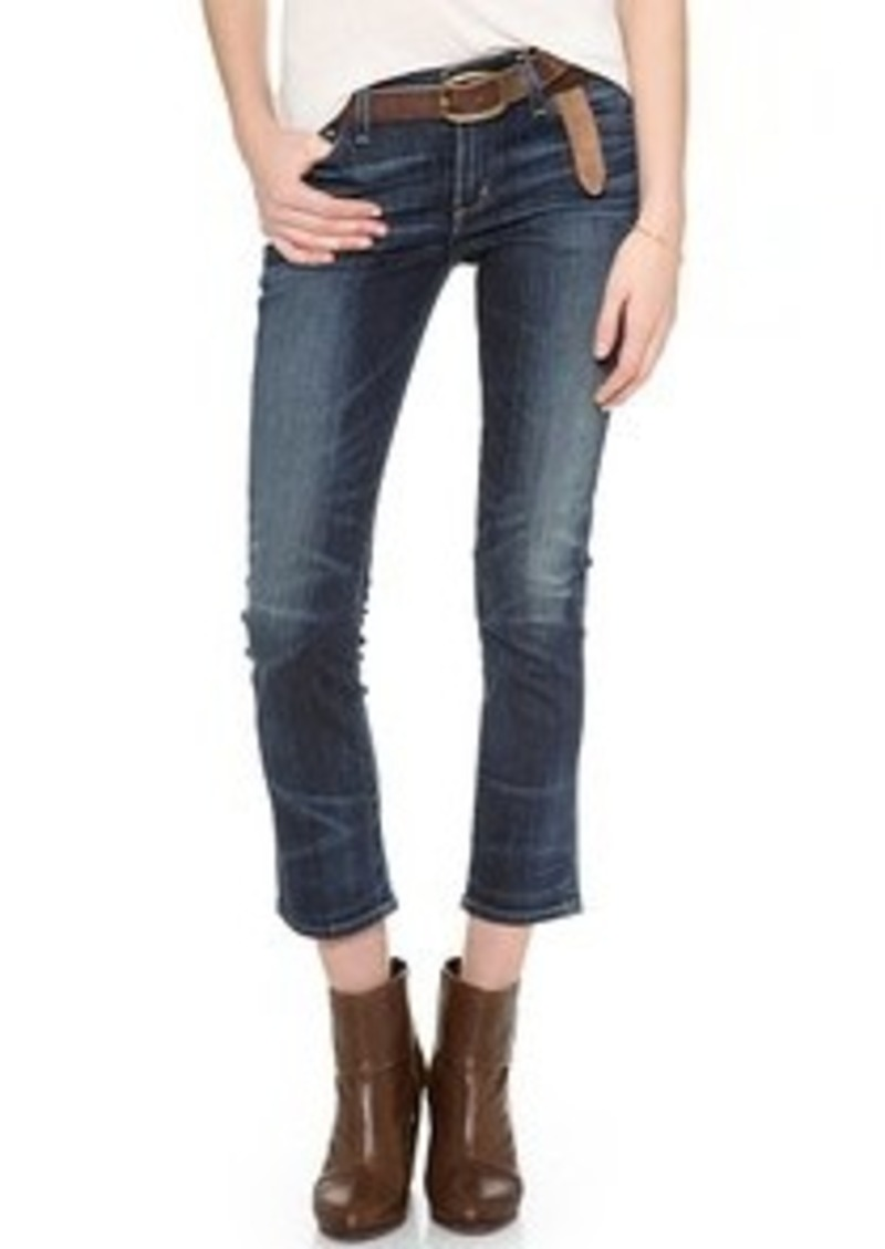 Citizens of Humanity Phoebe Cropped Jeans