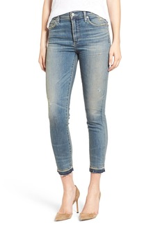 Citizens of Humanity 'Rocket' High Rise Released Hem Crop Skinny Jeans (Miramar)