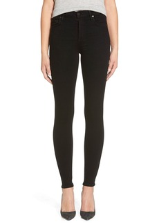 Citizens of Humanity 'Rocket' High Rise Skinny Jeans (Black)