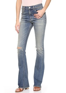 Citizens of Humanity Sasha Twist Low Slung Flare Jeans