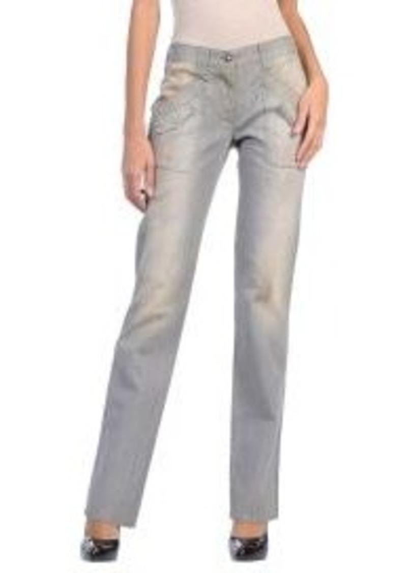COSTUME NATIONAL - Denim pants