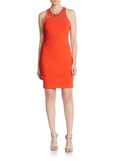 Cynthia Steffe Ava Embellished Sheath Dress