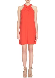 Cynthia Steffe 'Emerson' Twist Neck Shift Dress