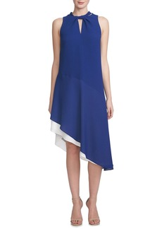Cynthia Steffe 'Estella' Asymmetrical Gauze Shift Dress