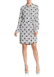 Cynthia Steffe Hannah Printed Shirtdress