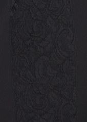 Cynthia Steffe 'Jennie' Lace Panel Sheath Dress