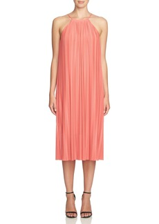Cynthia Steffe 'Quinn' Pleat Midi Dress