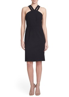 Cynthia Steffe 'Victoria' Ponte Sheath Dress