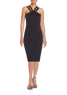 Cynthia Steffe Victoria V-Neck Dress