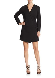 Cynthia Steffe Victoria Wrap Dress