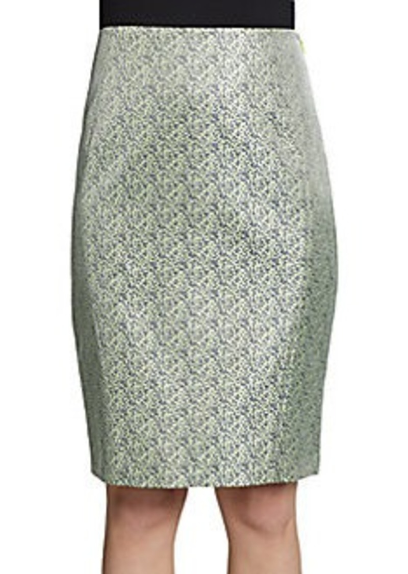 Elie Tahari Gretchen Pencil Skirt