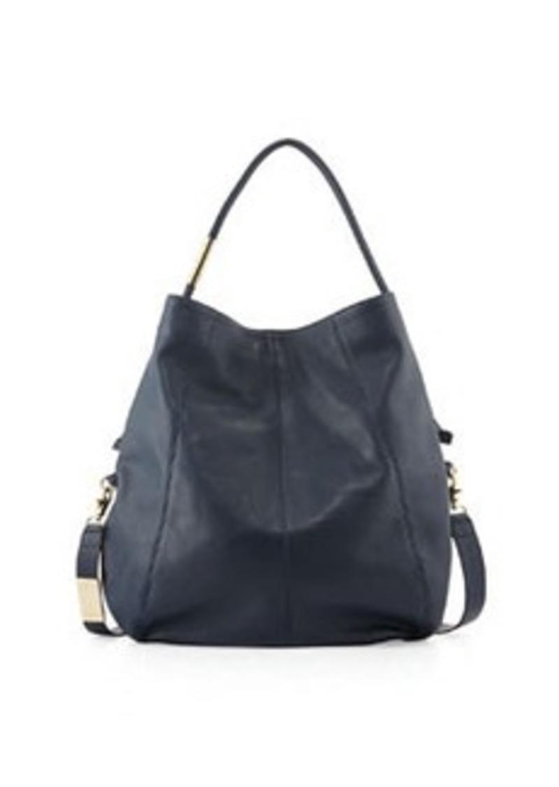 Foley + Corinna Southside Leather Hobo Bag, Navy