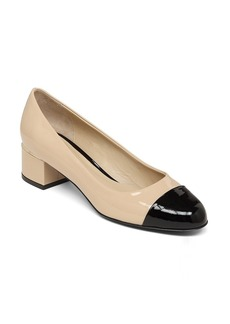 Delman Livia Color Block Pump