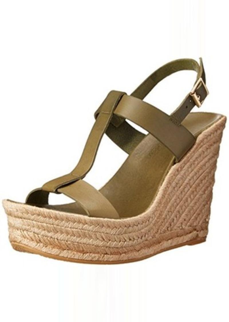Delman Women's Trish Platform Sandal