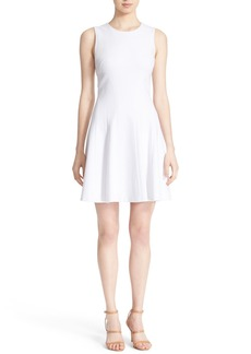 Diane von Furstenberg 'Citra' Sleeveless Fit & Flare Dress