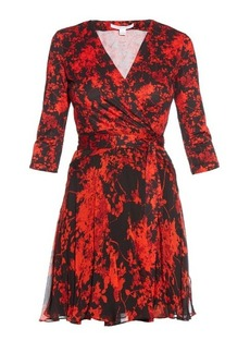 Diane Von Furstenberg Irina dress