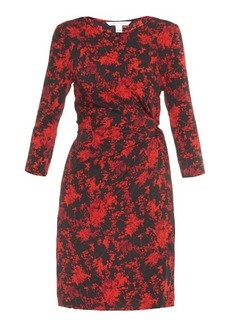 Diane Von Furstenberg Zoe dress