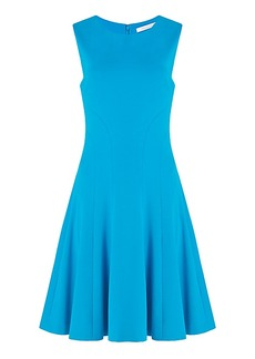 DVF Citra Fit and Flare Dress