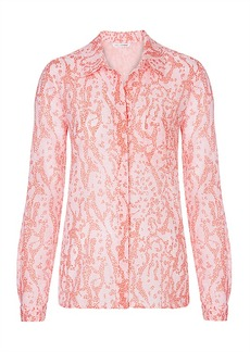 Lorelei Two Silk and Cotton Blouse