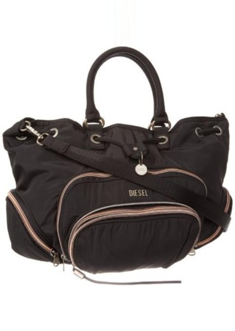 Diesel Zip Em Up Loona Shoulder Bag