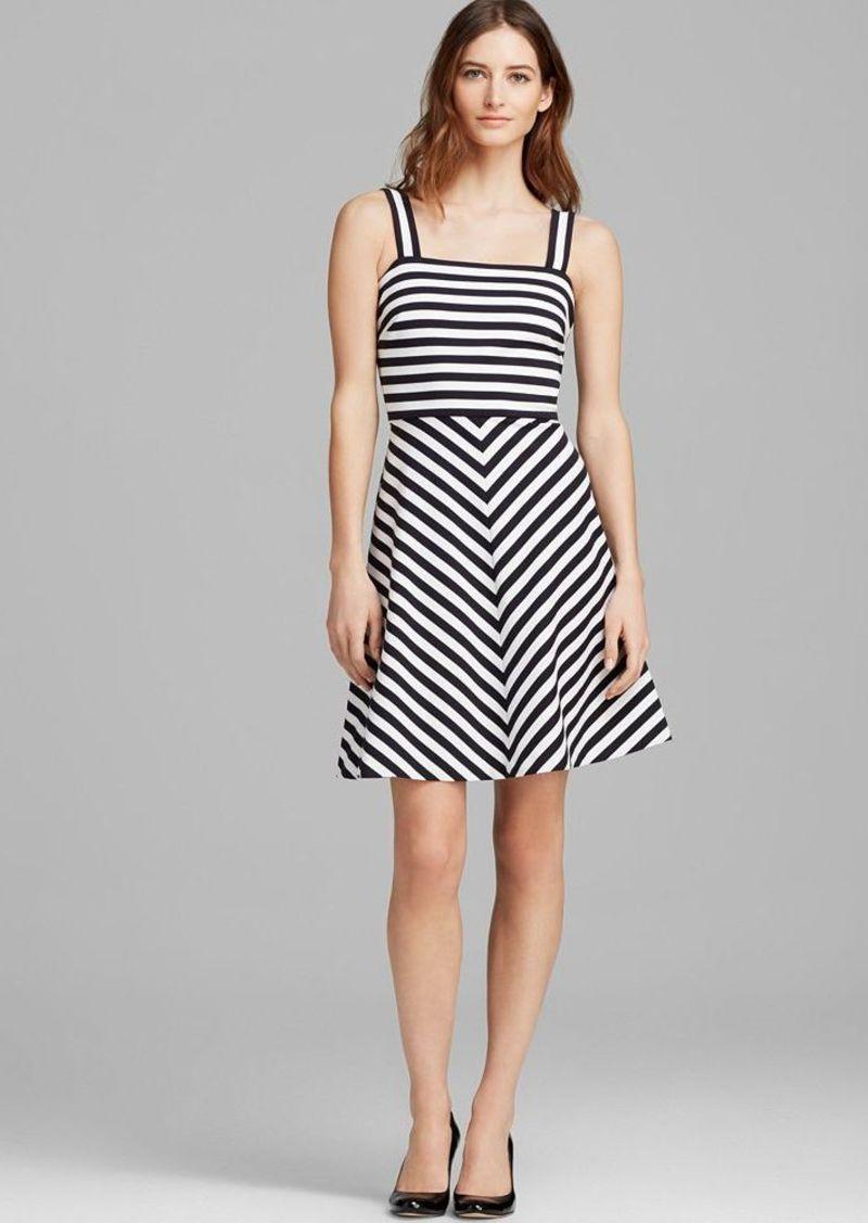MICHAEL Michael Kors Striped Dress