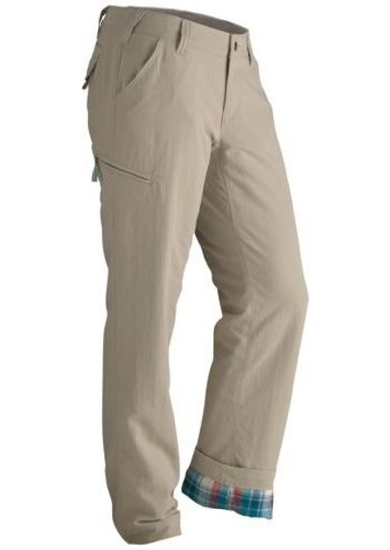 Marmot Women's Piper Flannel Lined Pant