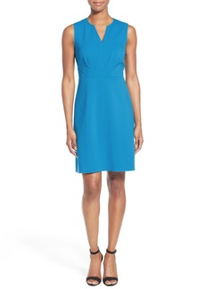 Elie Tahari 'Elicia' Sleeveless Fit & Flare Dress