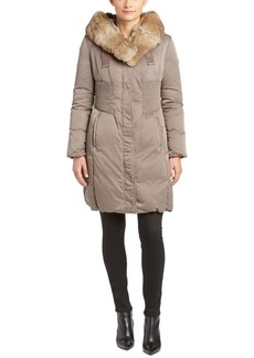 Elie Tahari Elie Tahari Nina Hooded Down Coat