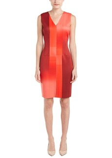 Elie Tahari Elie Tahari Reversible Sheath Dress