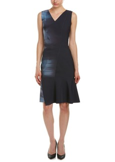 Elie Tahari Elie Tahari Sheath Dress