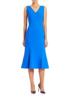 Elie Tahari Katelynn Trumpet Dress