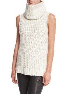 Elie Tahari Mary-Kate Sleeveless Knit Sweater  Mary-Kate Sleeveless Knit Sweater