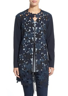 Elie Tahari 'Melody' Lace Topper