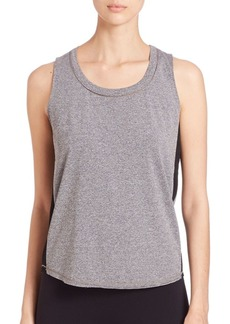 Elie Tahari Marketa Knit Tank Top