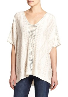 Ella Moss Casita Knit Top