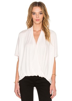 Ella Moss Cross Front Top