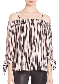 Ella Moss Cypress Off-The-Shoulder Top