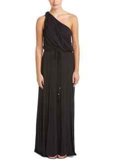 Ella Moss Ella Moss One-Shoulder Maxi Dress
