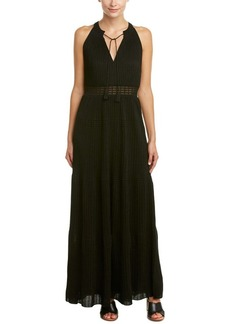 Ella Moss Ella Moss Pleated Maxi Dress