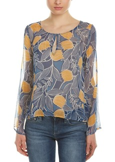 Ella Moss Ella Moss Silk Sheer Tulip Top