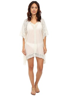 Ella Moss Fez Tunic Cover-Up