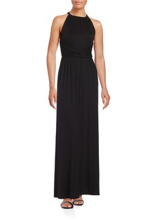 ELLA MOSS Halter Maxi Dress