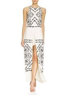 Ella Moss Hopelux Romper Maxi Dress