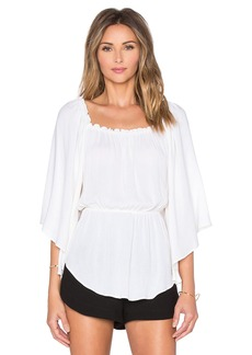 Ella Moss Katella Drape Top