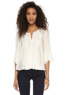 Ella Moss Shining Star Desiree Blouse