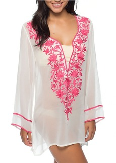 ELLA MOSS Stella Embroidered Cover-Up