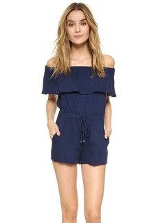Ella Moss Stella Off Shoulder Romper