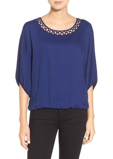 Ella Moss 'Stella' Tie Back Top