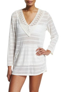 Ella Moss Swim Mazatlan Striped Tunic Coverup  Mazatlan Striped Tunic Coverup