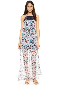 Ella Moss Tahiti Garden Maxi Dress